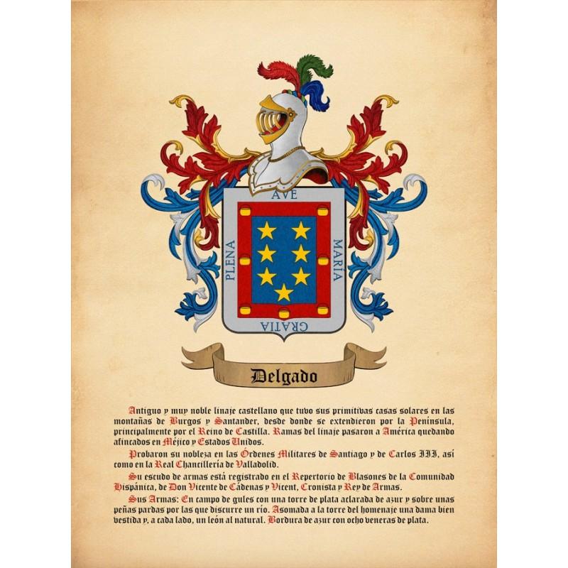 Royal1H - Escudo de un apellido