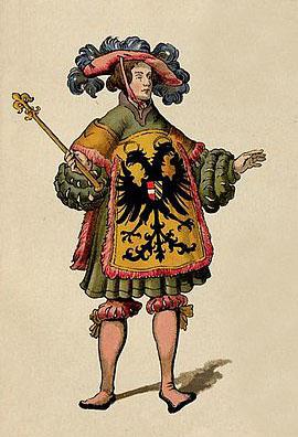 Heraldo medieval